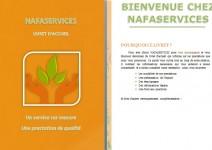 Livret d'accueil NAFASERVICES